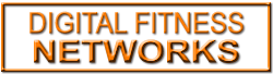 Digital Fitness Networks, LLC. Logo
