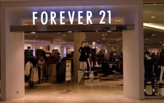 Forever 21 Credit Card Data Breach